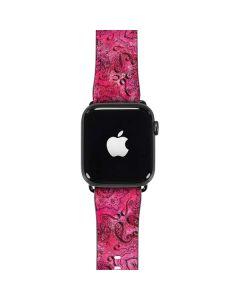 Pink Zen Apple Watch Case
