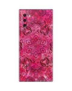 Pink Zen Galaxy Note 10 Skin