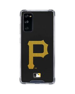 Pirates Embroidery Galaxy S20 FE Clear Case