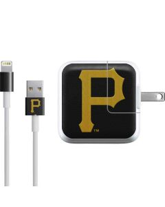 Pirates Embroidery iPad Charger (10W USB) Skin