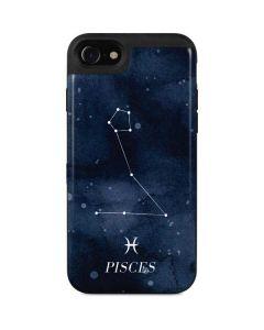 Pisces Constellation iPhone SE Wallet Case
