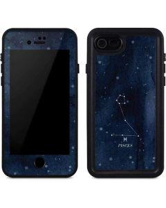 Pisces Constellation iPhone SE Waterproof Case