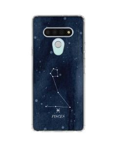 Pisces Constellation LG Stylo 6 Clear Case