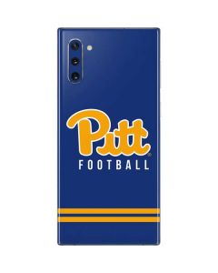 Pittsburgh Panthers Football Galaxy Note 10 Skin
