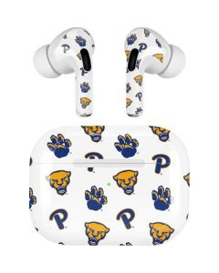 Pittsburgh Panthers Paw Prints Apple AirPods Pro Skin