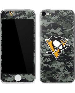 Pittsburgh Penguins Camo Apple iPod Skin