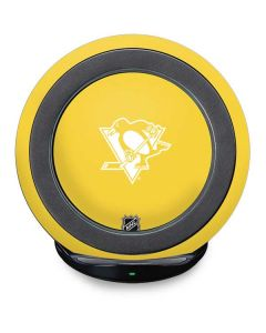 Pittsburgh Penguins Color Pop Fast Charge Wireless Charging Stand Skin
