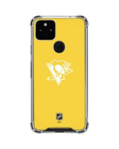 Pittsburgh Penguins Color Pop Google Pixel 4a 5G Clear Case