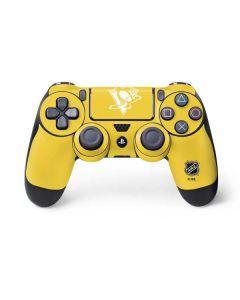 Pittsburgh Penguins Color Pop PS4 Controller Skin
