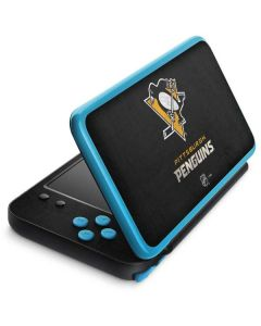 Pittsburgh Penguins Distressed 2DS XL (2017) Skin