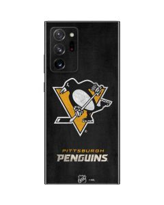 Pittsburgh Penguins Distressed Galaxy Note20 Ultra 5G Skin