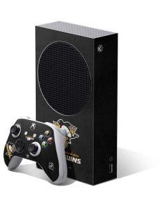 Pittsburgh Penguins Distressed Xbox Series S Bundle Skin