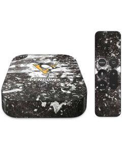 Pittsburgh Penguins Frozen Apple TV Skin