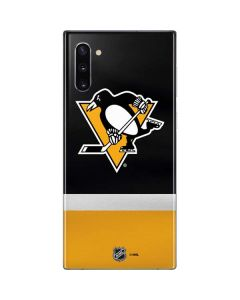Pittsburgh Penguins Jersey Galaxy Note 10 Skin