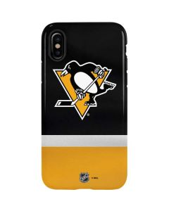 Pittsburgh Penguins Jersey iPhone XS Max Pro Case