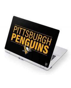 Pittsburgh Penguins Lineup Acer Chromebook Skin