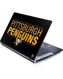 Pittsburgh Penguins Lineup Generic Laptop Skin