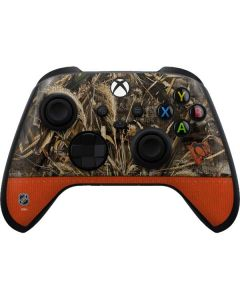 Pittsburgh Penguins Realtree Max-5 Camo Xbox Series X Controller Skin