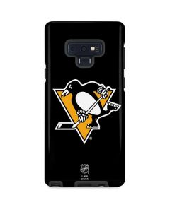 Pittsburgh Penguins Solid Background Galaxy Note 9 Pro Case