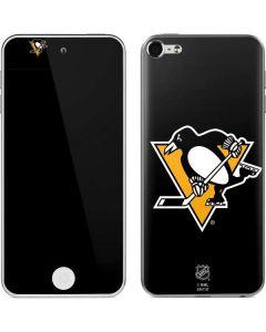 Pittsburgh Penguins Solid Background Apple iPod Skin