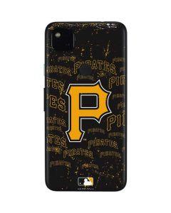 Pittsburgh Pirates - Cap Logo Blast Google Pixel 4a Skin