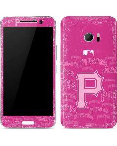 Pittsburgh Pirates - Pink Cap Logo Blast 10 Skin