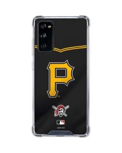 Pittsburgh Pirates Alternate/Away Jersey Galaxy S20 FE Clear Case