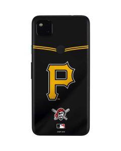 Pittsburgh Pirates Alternate/Away Jersey Google Pixel 4a Skin