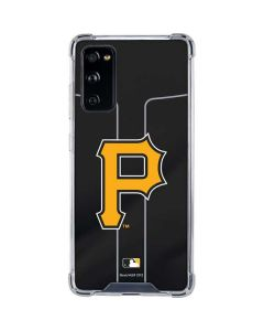 Pittsburgh Pirates Alternate Jersey Galaxy S20 FE Clear Case