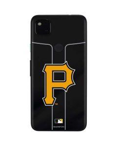 Pittsburgh Pirates Alternate Jersey Google Pixel 4a Skin