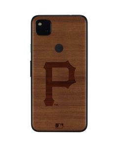 Pittsburgh Pirates Engraved Google Pixel 4a Skin