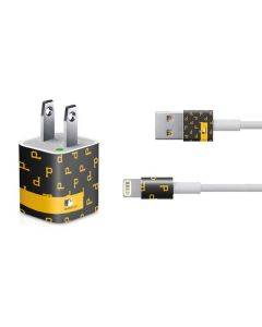 Pittsburgh Pirates Full Count iPhone Charger (5W USB) Skin