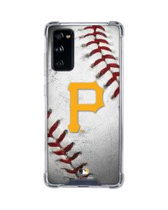 Pittsburgh Pirates Game Ball Galaxy S20 FE Clear Case