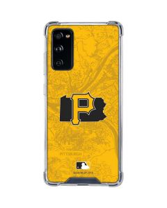 Pittsburgh Pirates Home Turf Galaxy S20 FE Clear Case