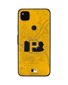 Pittsburgh Pirates Home Turf Google Pixel 4a Skin