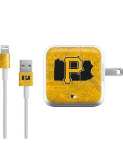 Pittsburgh Pirates Home Turf iPad Charger (10W USB) Skin