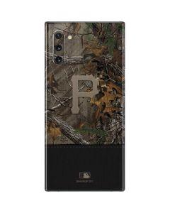 Pittsburgh Pirates Realtree Xtra Camo Galaxy Note 10 Skin