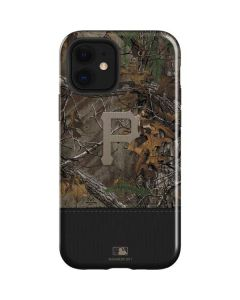 Pittsburgh Pirates Realtree Xtra Camo iPhone 12 Case