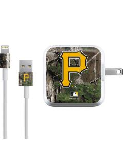 Pittsburgh Pirates Realtree Xtra Green Camo iPad Charger (10W USB) Skin