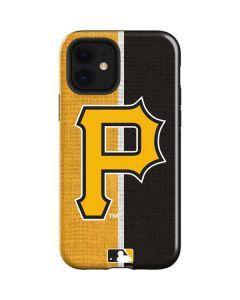Pittsburgh Pirates Split iPhone 12 Case