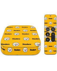 Pittsburgh Steelers Blitz Series Apple TV Skin