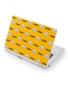 Pittsburgh Steelers Blitz Series Acer Chromebook Skin
