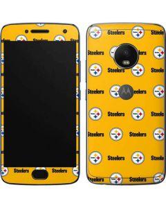 Pittsburgh Steelers Blitz Series Moto G5 Plus Skin