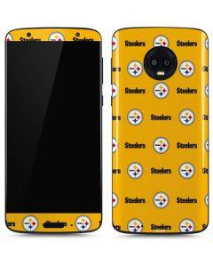 Pittsburgh Steelers Blitz Series Moto G6 Skin