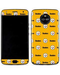Pittsburgh Steelers Blitz Series Moto X4 Skin