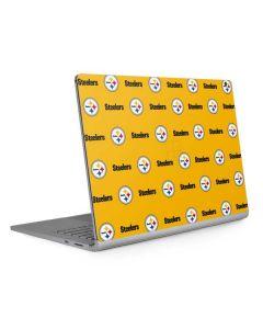 Pittsburgh Steelers Blitz Series Surface Book 2 15in Skin