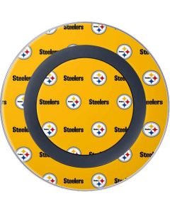 Pittsburgh Steelers Blitz Series Wireless Charger Skin
