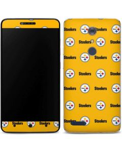 Pittsburgh Steelers Blitz Series ZTE ZMAX Pro Skin