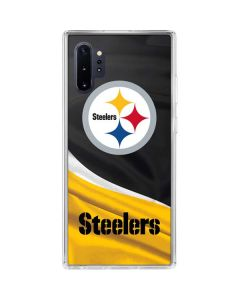Pittsburgh Steelers Galaxy Note 10 Plus Clear Case