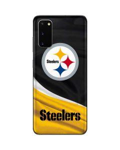 Pittsburgh Steelers Galaxy S20 Skin